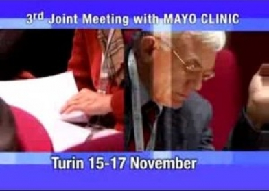 3rd Joint Meeting with Mayo Clinic in Turin